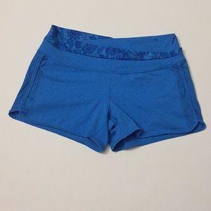 Lululemon astro Shorts blue size 12